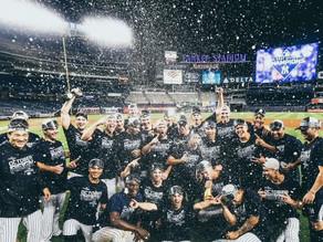 Los Yankees; el mejor equipo en las Grandes Ligas