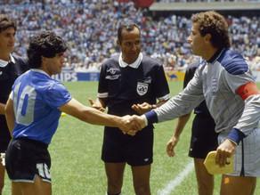 A 34 años del Argentina vs Inglaterra; la consagración del Barrilete Cósmico