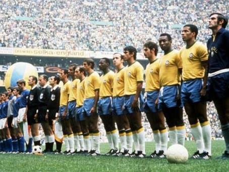 A 50 años del mejor Brasil de la historia