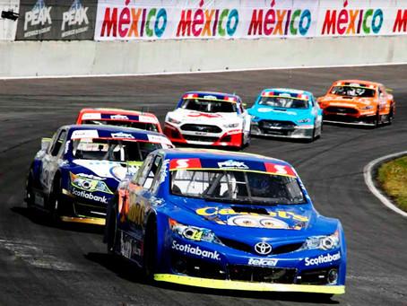 Regresará la Nascar Peak México Series
