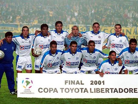 El inolvidable Cruz Azul del 2001