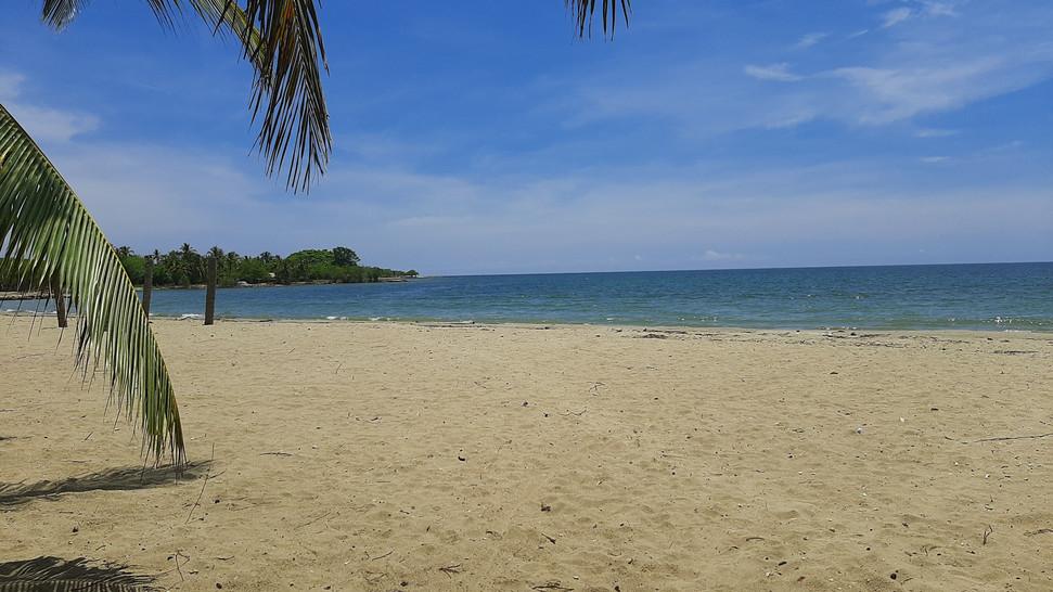 Hermoso paisaje de playa