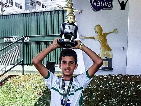 César Braga, o menino que realizou e continua realizando o sonho de outros milhões