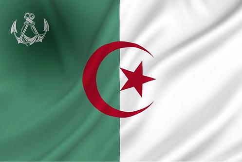 Handelsflagg Algeria