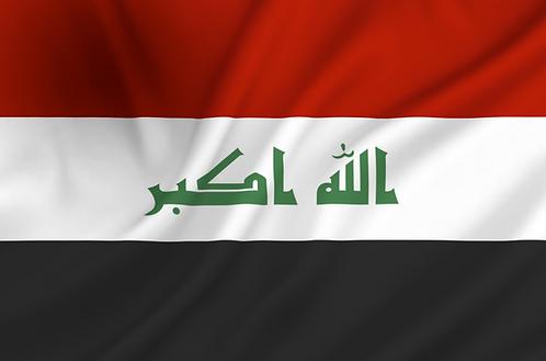 Flagg Irak
