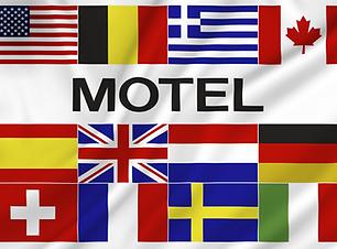 Motel flagg