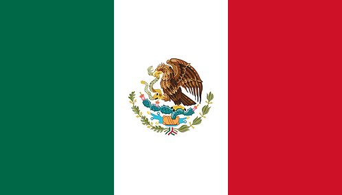 Flagg Mexico