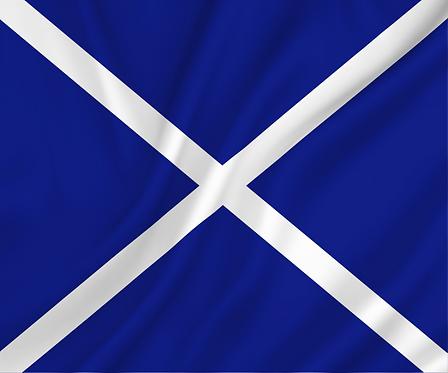 Signal flagget M