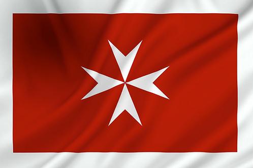 Handelsflagg Malta