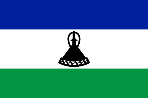 Flagg Lesotho