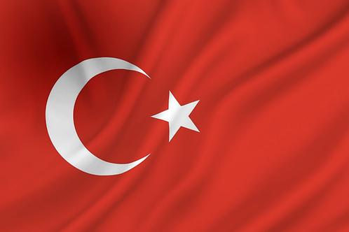 Flagg Tyrkia