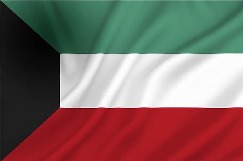 Flagg Kuwait