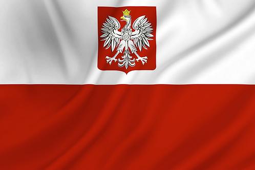 Handelsflagg Polen