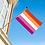 Thumbnail: Lesbian flagg