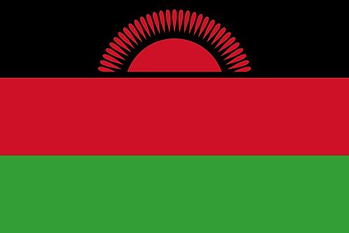 Flagg Malawi