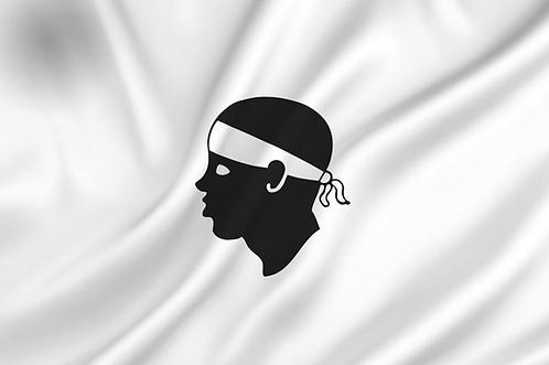 Flagg Korsica