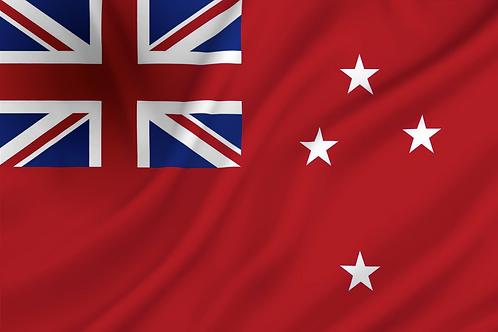 Handelsflagg New Zealand