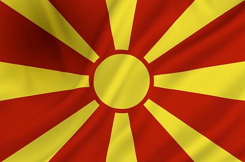 Flagg Makedonia