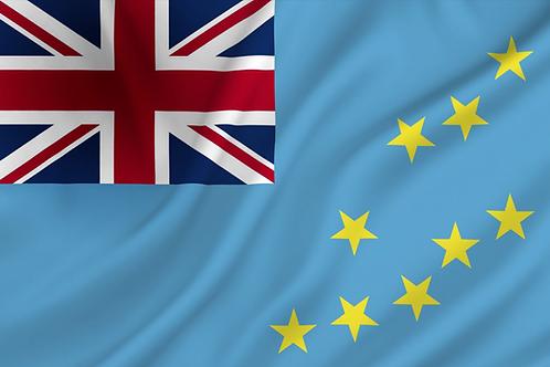 Flagg Tuvalu