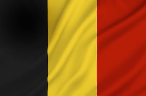 Flagg Belgia
