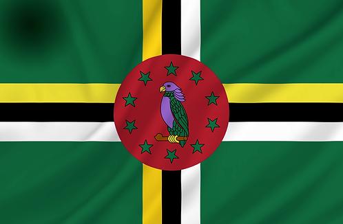Flagg Dominika