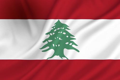 Flagg Libanon