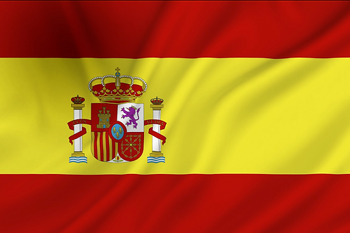 Flagg Spania