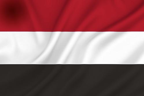 Flagg Jemen