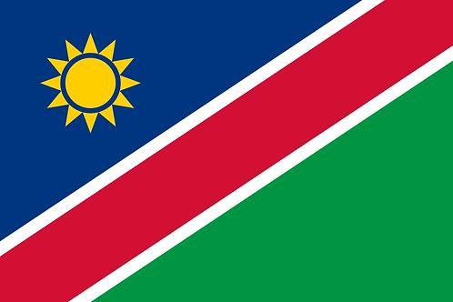 Flagg Namibia