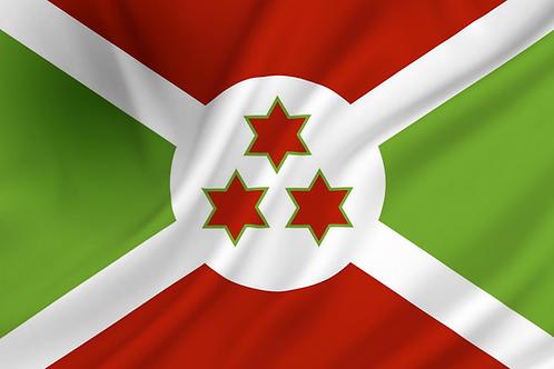 Flagg Burundi