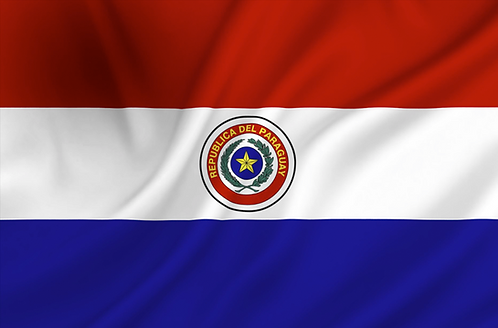 Flagg Paraguay