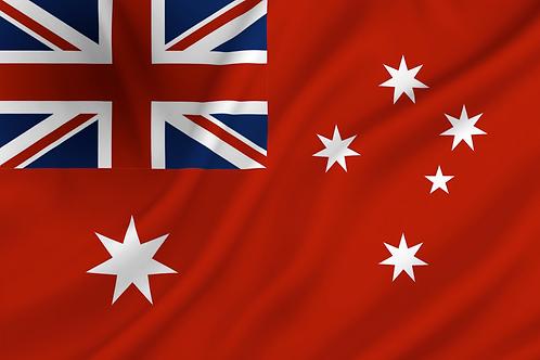 Handelsflagg Australia