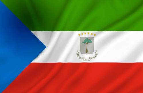 Flagg Ekvatorial-Guinea