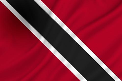 Flagg Trinidad og Tobago