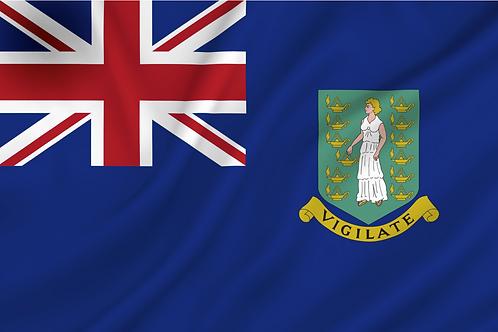 Flagg Jomfruøyene