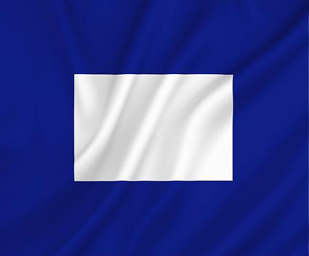 Signal flagget P