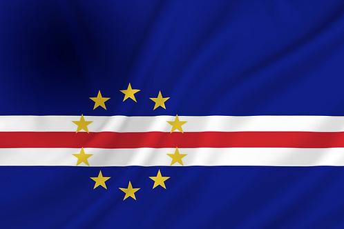 Flagg Kapp Verde