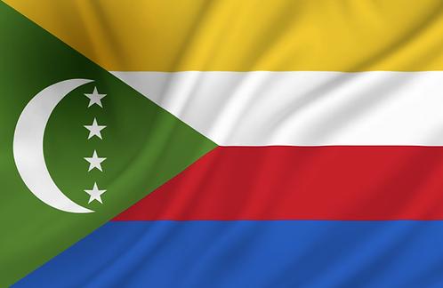 Flagg Komoren