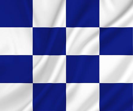 Signal flagget N
