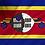 Swaziland flagg