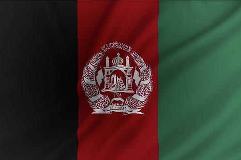 Flagg Afghanistan