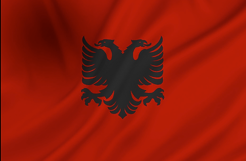 Flagg Albania