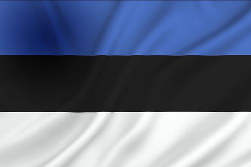 Flagg Estland