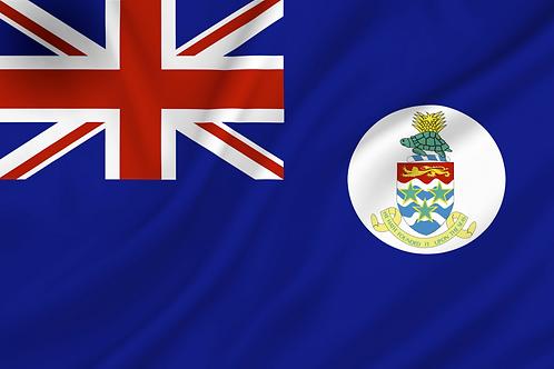 Flagg Caymanøyene