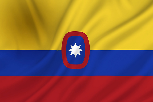 Handelsflagg Colombia