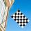 Thumbnail: Finish flagg