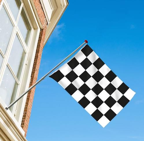 Finish flagg - banner
