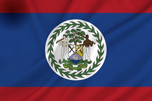 Flagg Belize