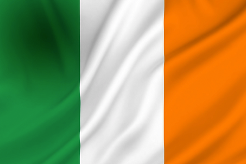 Flagg Irland