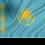 Thumbnail: Flagg Kasakhstan